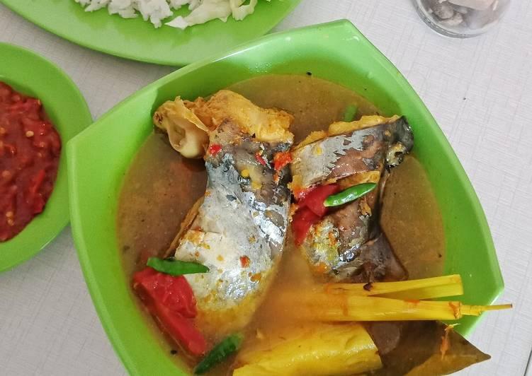 Pindang Ikan Baung Palembang