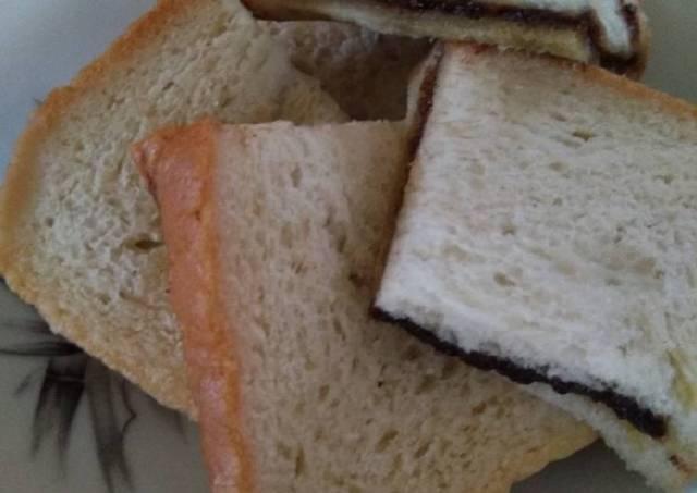 Roti Tawar Kukus bekal anak sekolah