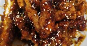 Honey Chiken Korean