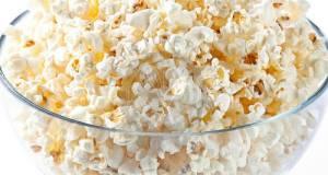 Homemade Milk Popcorn