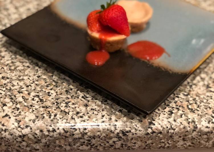 Bada** Strawberry Cheesecake *EASY*