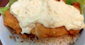 Chicken Nanban with Tartar Sauce