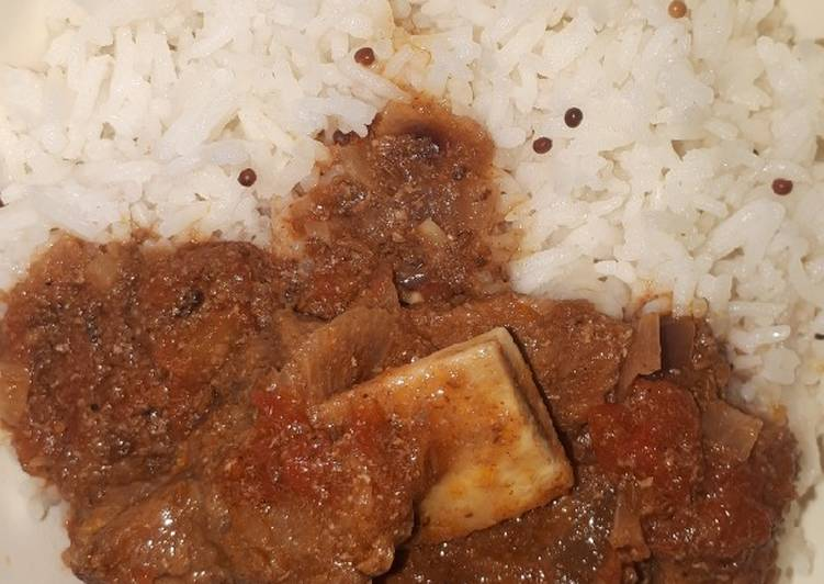 Quick T-bone beef stew # charity recipe#