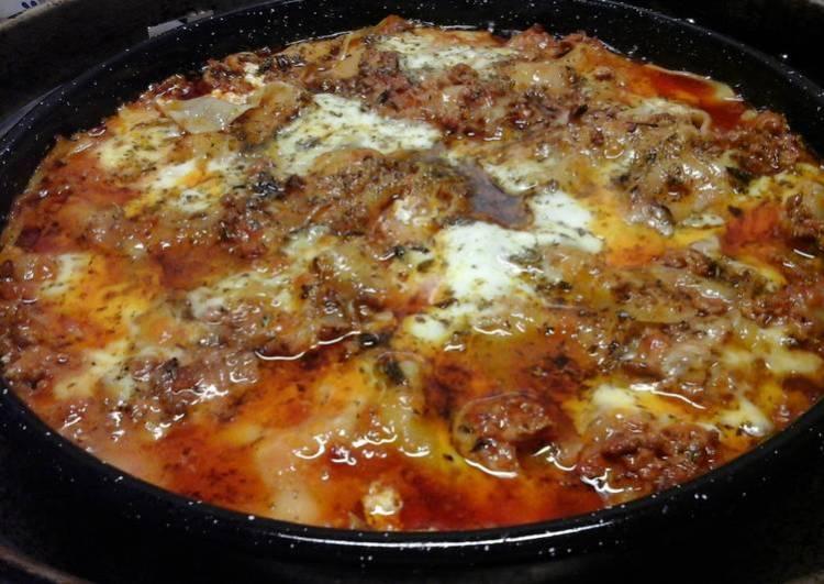 The Old Italian Lasagna Recipe