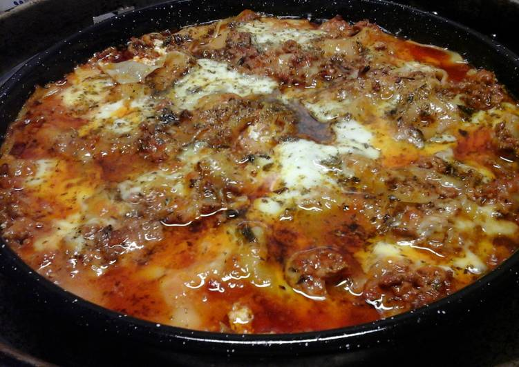 The Old Italian Lasagna Recipe