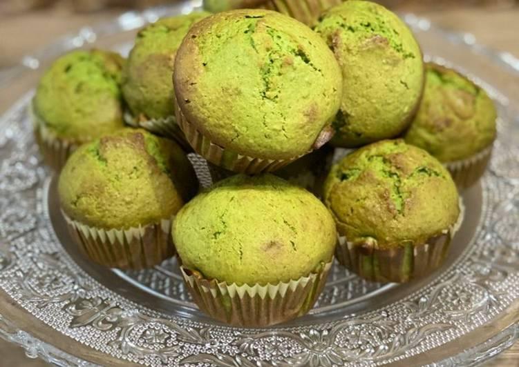 Spinach Muffins 🧁