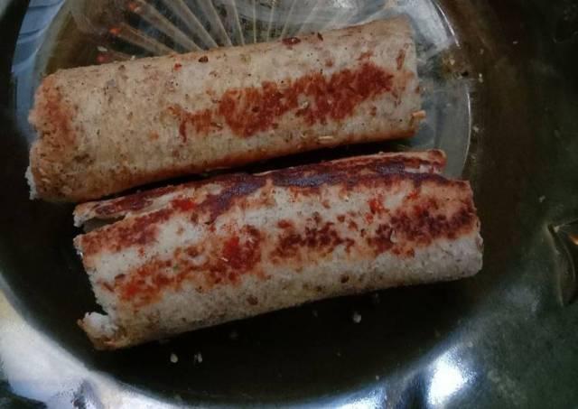 Garlic Roll Wheat Bread