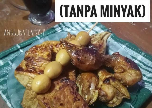 Aneka Bacem Goreng Teflon (Tanpa Minyak)