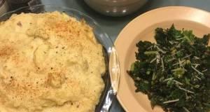 Shepard's Pie (Comfort Food Done Light)