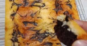 15. BROWNIES CHEESE MARBLE
