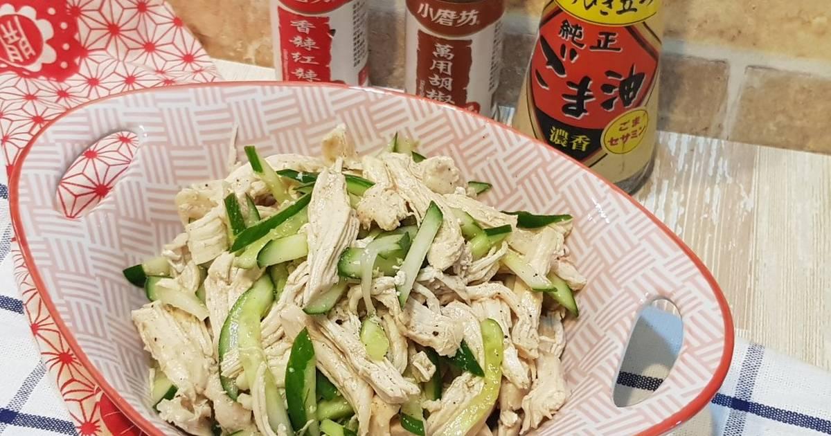 涼拌雞絲 小黃瓜 - 精選食譜做法共 97 篇|家常料理作法大全 - Cookpad