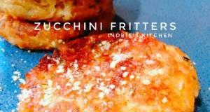 Zucchini Fritters Gaya Ndi (Zucchini #3)