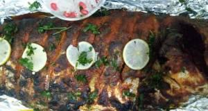 My Mexican Fish (pescado Zarandeado)