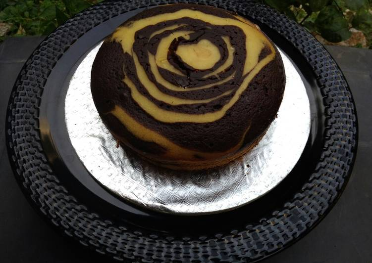 Zebra Cake (Mother's day special)