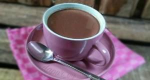 Hot Chocolate MILK racikan sendiri pr_minuman