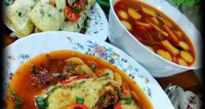 Mee Gulung Special#RayaHiteaPertama#Perak#CookpadMalaysia