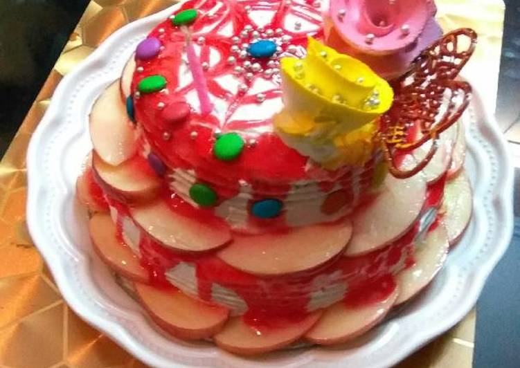 Cookpad Anniversary Cake
