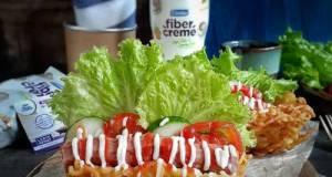 Hot Dog Mie Fibercreme