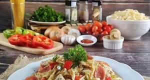 Spaghetti Aglio E Olio #batch17