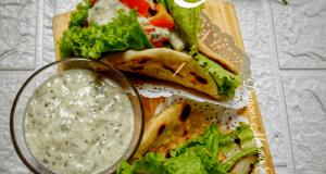 Chiken Shawarma Platter