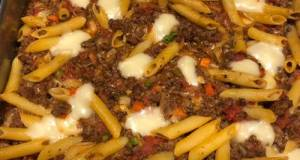 Pasta Casserole (penne Casserole)
