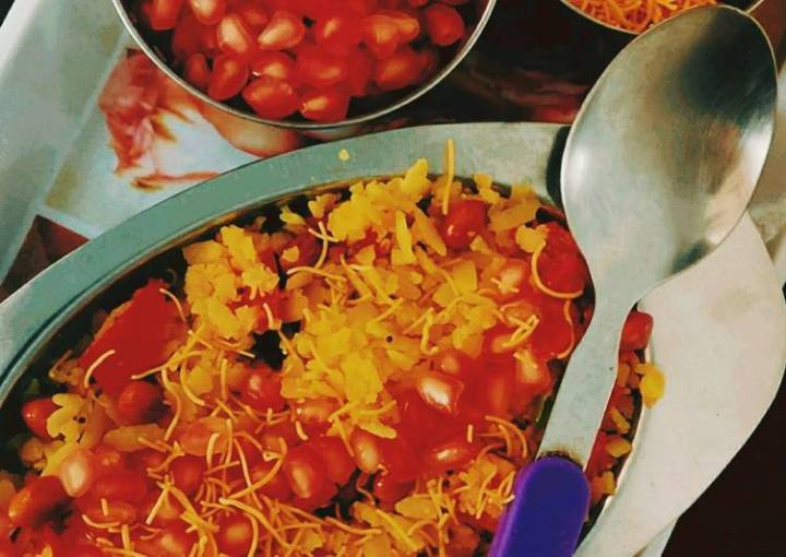 Tomato poha