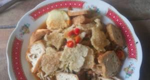 Mie Kopyok Ayam Semarang