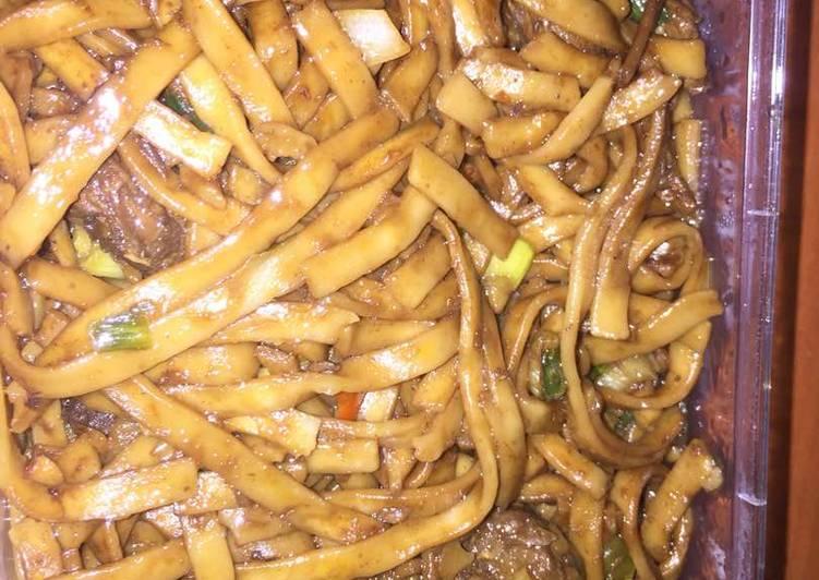 Asian Noodles