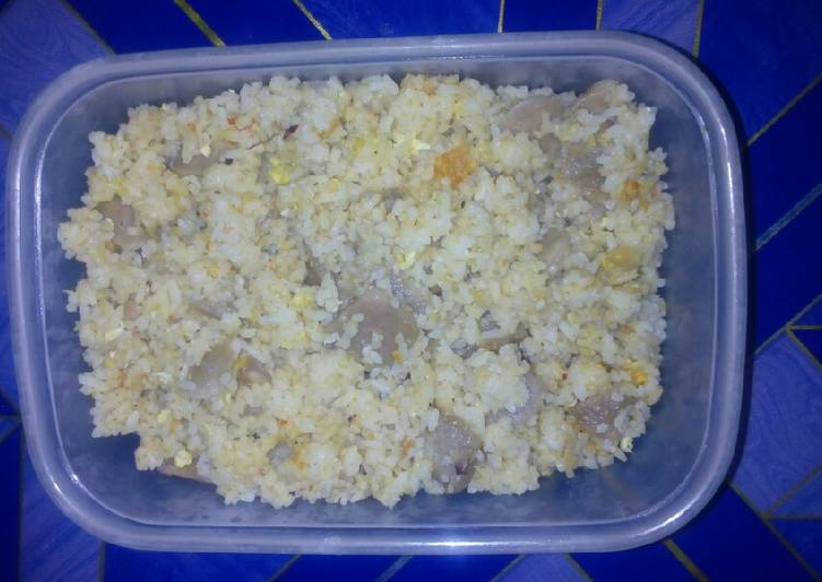 7. Nasi Goreng Bakso Ayam