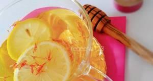 Healthy Saffron Tea