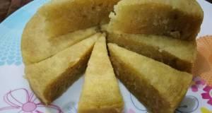 Cake pisang kukus praktis