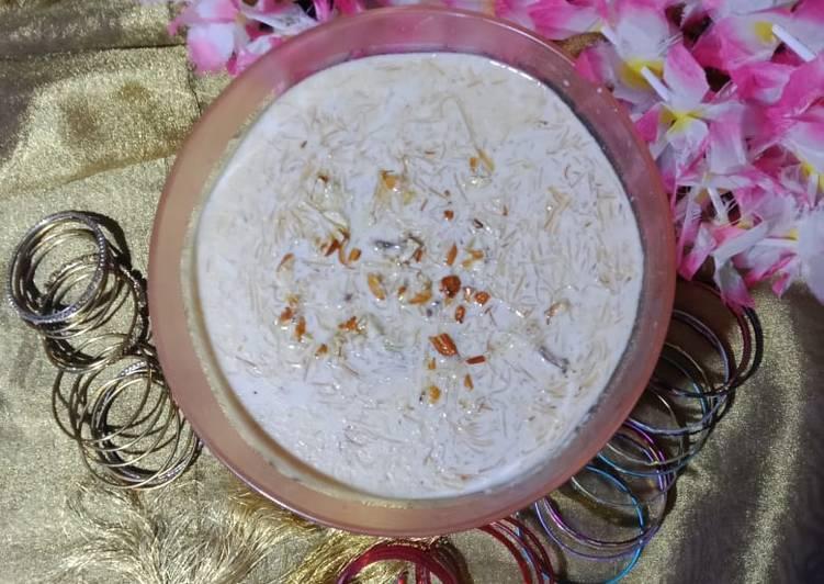 Eid special sheer khurma