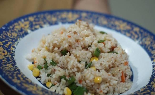 Resep Nasi Goreng Sayuran Cute766