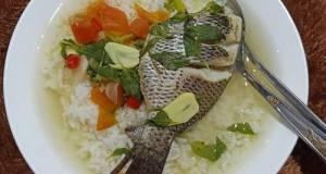 Pindang Cemplung Ikan Nila DaMuDza