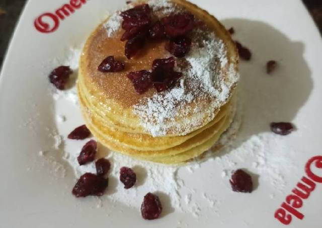 Simple pancake