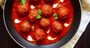 Lentil Kofta / Lentil Meatball (Vegan Meatballs)