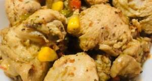 Herbed Chicken Breast Stir-fry