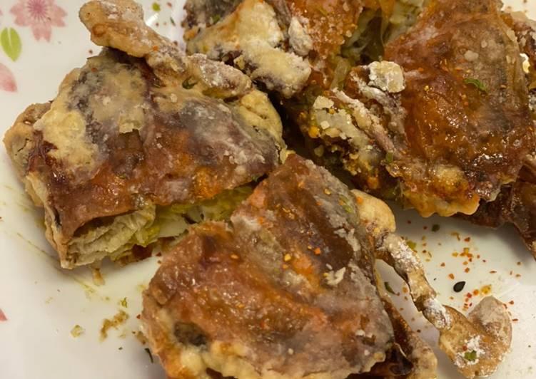 無飯媽媽 發表的 氣炸軟殼蟹 食譜 - Cookpad