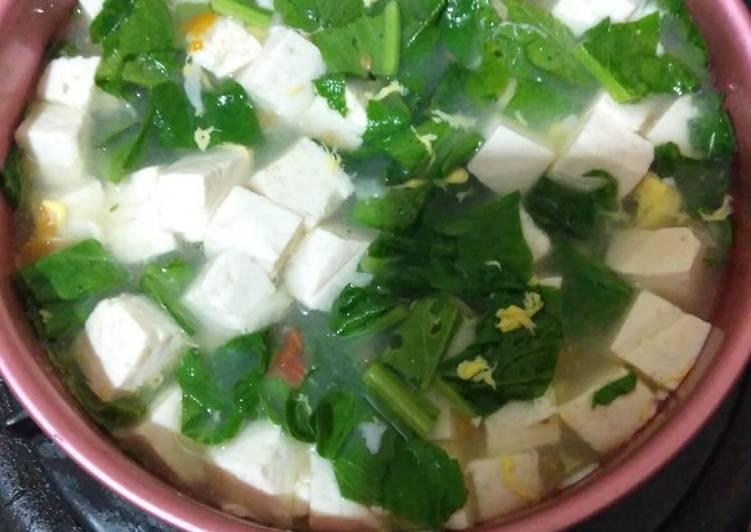 Sup Tahu Sawi