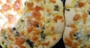 Cheese Garlic Bread (tanpa ulen)