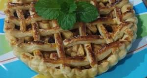 Apple Pie Puff Pastry Instan