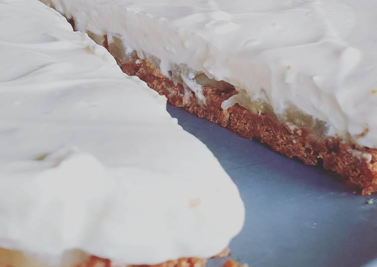 Cheesecake poires spéculos