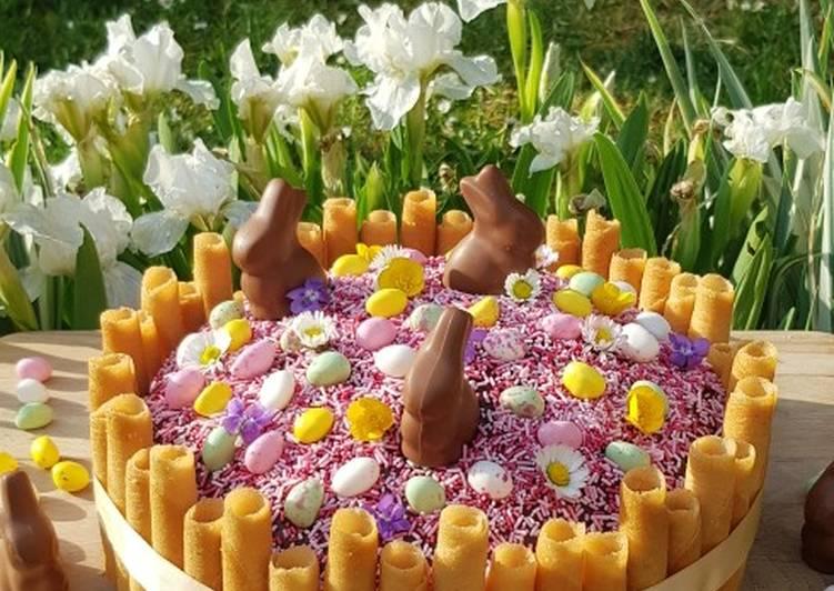 Gâteau de Pâques 🐣🐰