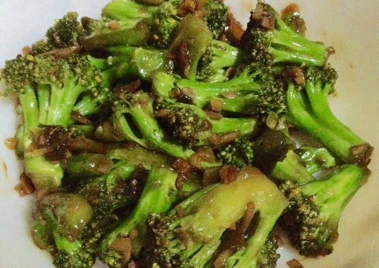 , How to Prepare Perfect Ginger Garlic Broccoli Stirfry – Chinese Style