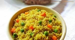 Mediterranean Rice (rice Cooker)