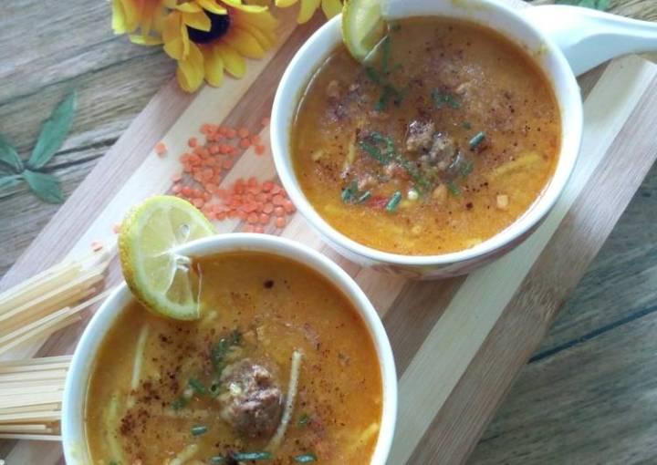 Arabic Daal Soup