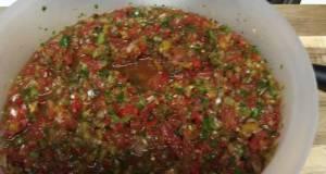 My Homemade Salsa!!!