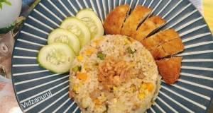 Nasi Goreng Sangrai Bawang Putih