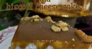 Ala Biscoff Cheese Cake