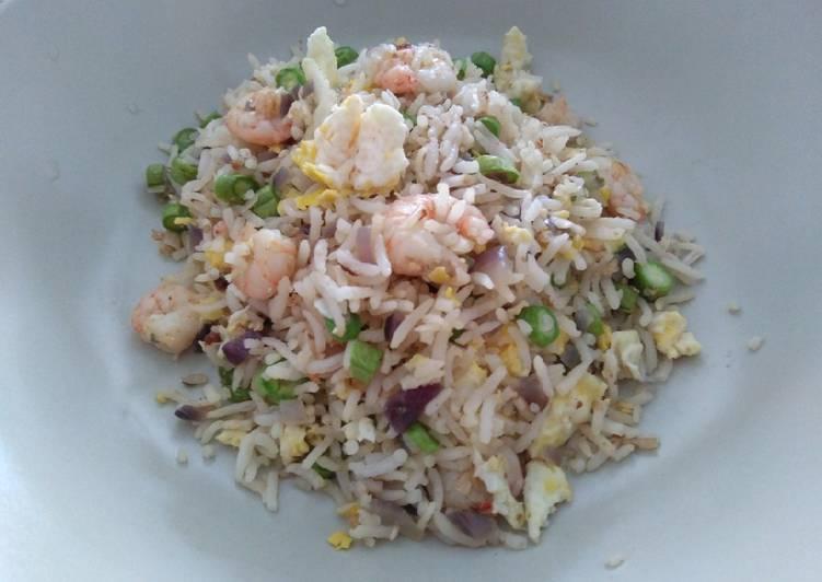 居家炒饭 Stay-Home Fried Rice